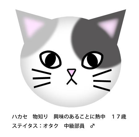 ニャン部ハカセ